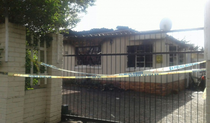 Fire takes life of Rhodes student