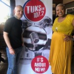 Anele Mdoda, Rian van Heerden among alumni who attend Tuks FM reunion event