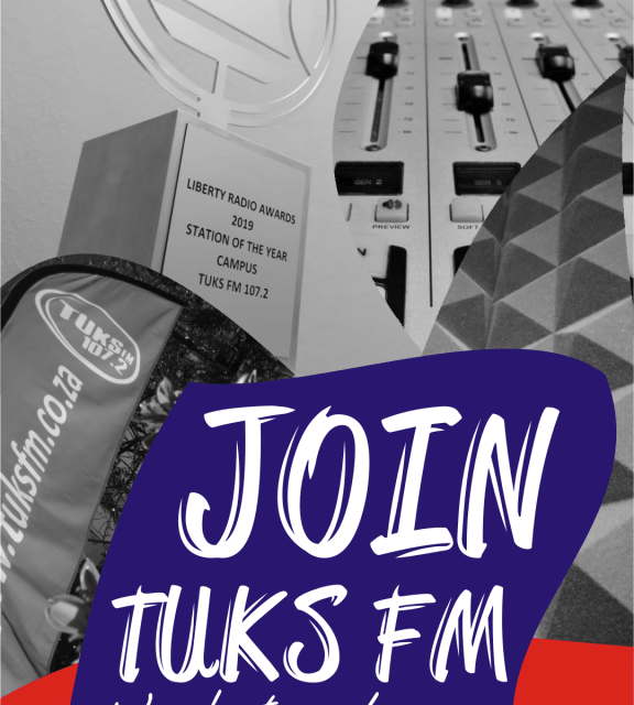 Last week to join SA's best campus radio station!