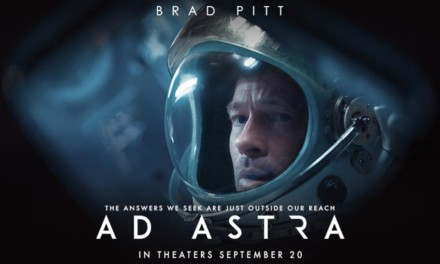 (Really funny) Movie Review: Ad Astra