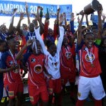 TUT women make it six in a row for Varsity Football cup