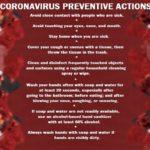 COVID-19 update: 9 March