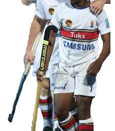 TuksHockey with Samkelo Mvimbi
