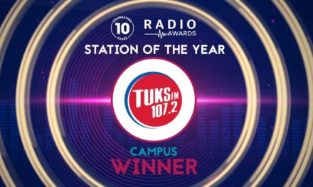 Tuks FM again crowned Campus Station of the Year