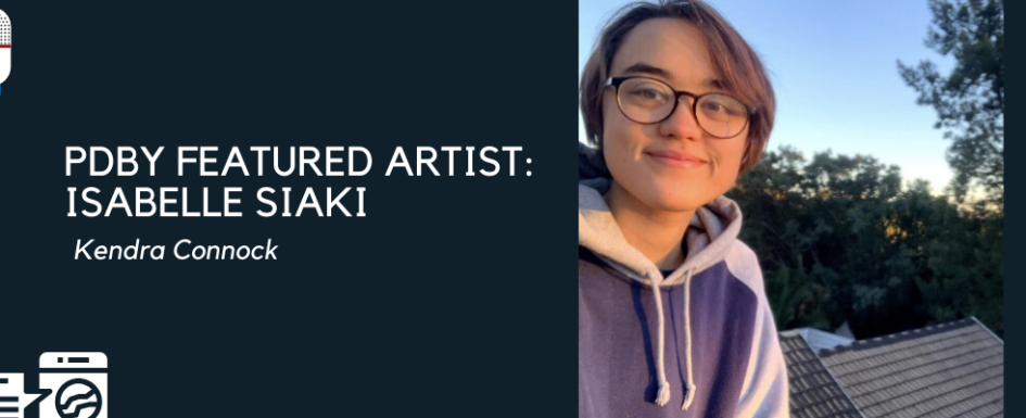 PDBY Featured Artist: Isabelle Siaki
