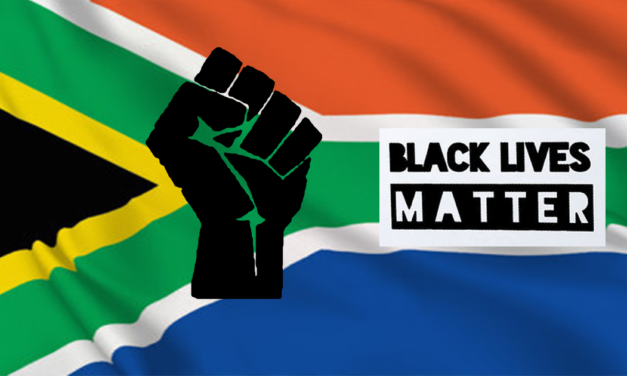 Should South Africans show solidarity with #BlackLivesMatter?