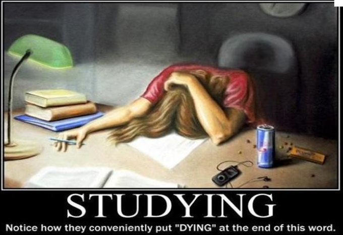 How to not let exams swallow you whole… and where to get help