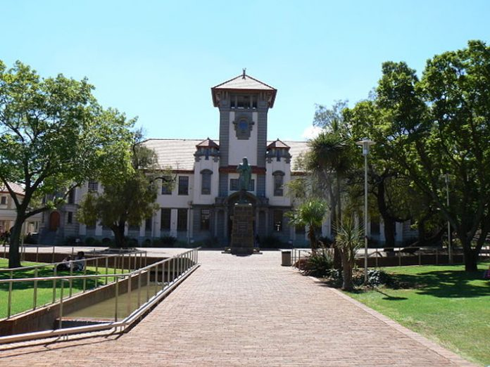 Steyn's Statue removed from UFS grounds