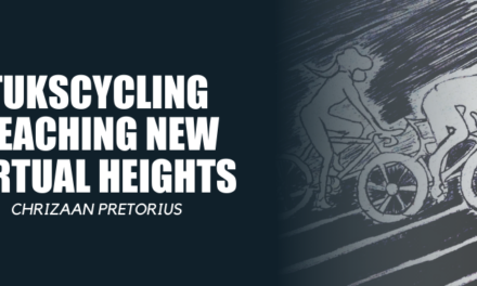 TuksCycling reaching new virtual heights