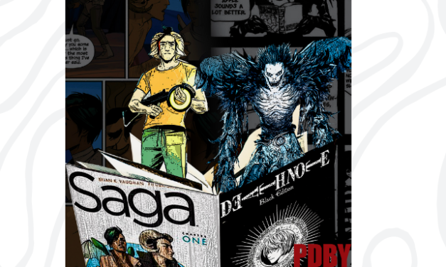 Graphic novels in the new age