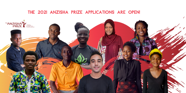 Anzisha Prize Applications open as need for job creation soars during pandemic